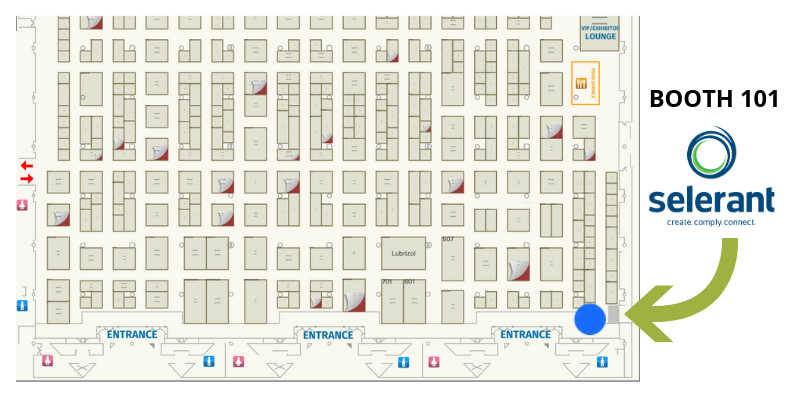 BOOTH 101