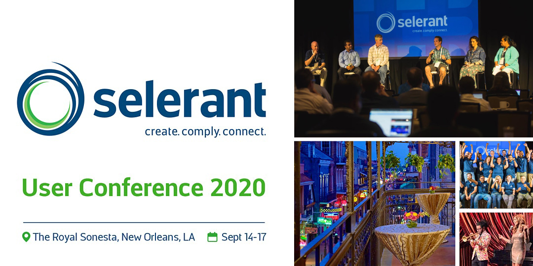 Selerant_User Conference 2020