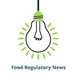 Food Regulatory News