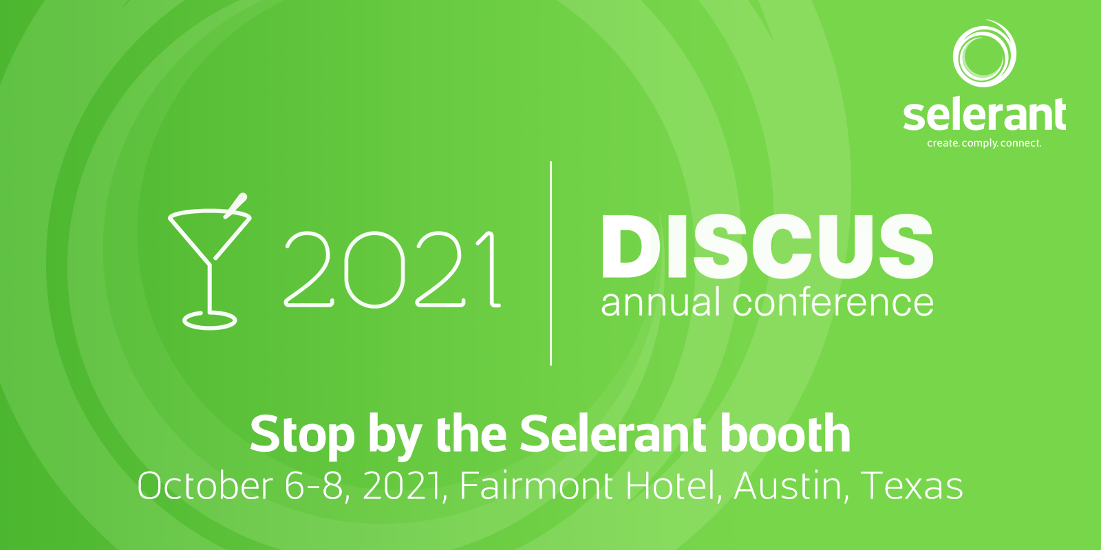 Selerant-discus-user-conference